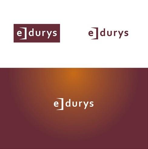 Logotipo kūrimas, e-durys